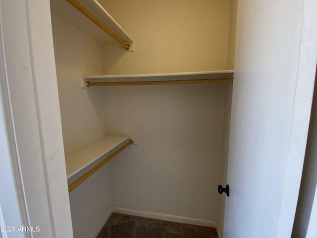 Second Primary Bedroom Walk in Closet