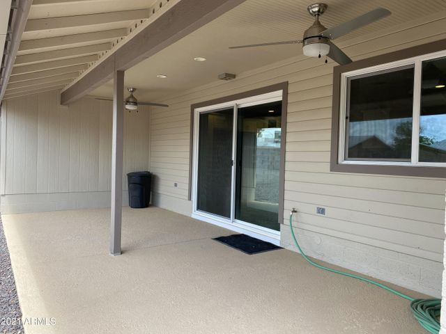 4721 W Aster Dr Back Patio 2